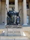 Image for Athena as Alma Mater - Columbia University, NY, NY