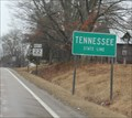 Image for MS-TN Border on MS 2/TN 22 -- nr Michie TN