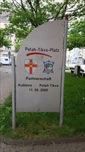 Image for Städtepartnerschaft Koblenz / Petah Tikva - Koblenz, RP, Germany