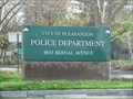 Image for Pleasanton Police Department - Pleasanton, CA