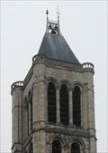 Image for Benchmark - Point Géodésique - Basilique Saint-Denis - Saint-Denis, France