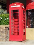 Image for Britannia Arms Red Phone Booth (East) - San Jose, CA