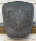 Image for Wappen am Bezirksgericht in Reutte, Tirol, Austria