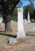 Image for Charles W. Morgan - Riverside Cemetery - Wichita Falls, TX