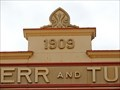 Image for 1909 - Knerr-Tubb Block/Armory Hall - Lewistown, MT