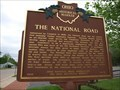Image for The National Road Historical Marker - Springfield, Ohio