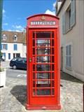 Image for Cabine rouge, Etampes, Essonne, France