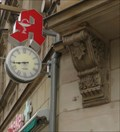 Image for Clock on Hirsch Apotheke - Furth, Germany