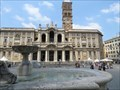 Image for Fountain of the column of Peace - Roma, Italy