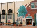 Image for Library Hall Lane 1890s mural - San Mateo, California