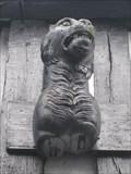 Image for Animal Figure Heads - Watling Street, Towcester, Northamptonshire, UK