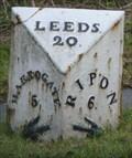 Image for Milestone - A61, Brearton, Yorkshire, UK.