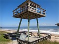 Image for World War II - Submarine Watch Tower - Ormond Beach, Florida, USA.