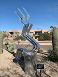 Image for Blowing in the Wind - Fountain Hills, Arizona