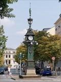 Image for Uhrtürmchen Friedberger-Anlage — Frankfurt am Main, Germany
