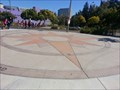 Image for Guadalupe River Park Compass Rose - San Jose, CA ,