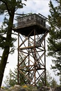 Image for Leecher Mountain Fire Lookout