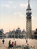 Image for Piazza San Marco (1890)  - Venice, Italy