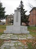Image for Monument aux morts de la guerre de Corée 1950-53