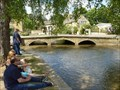 Image for 5 of 5 on River Windrush, Bourton on the Water, Gloucestershire, England