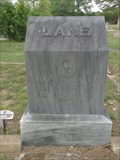 Image for William Bryant Lane - Mountain Park Cemetery - Saint Jo, TX