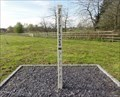Image for Crown Meadow Peace Pole - Stone, UK
