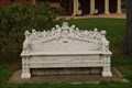 Image for Georgian Court Artistic Benches - Lakewood, NJ