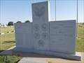 Image for IOOF Cemetery War Memorial - Tonkawa, OK