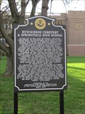 Image for Hutchinson Cemetery and Springfield High School - Springfield, Illinois