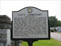 Image for City Cemetery - Williamson County Historical Society