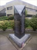 Image for Vietnam War Memorial, Marion Municipal Building, Marion, IN USA