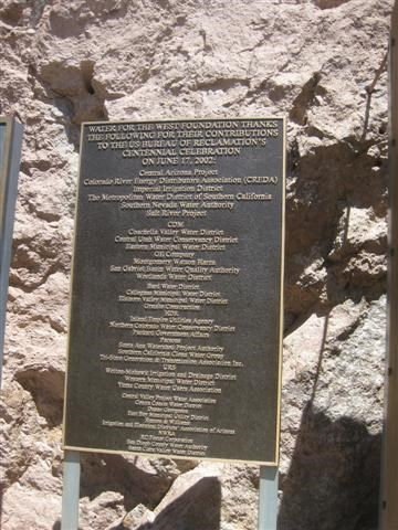 Us bureau of reclamation 100 years boulder city nv commercial commemorations on - Us bureau of reclamation ...