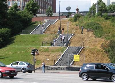 Treppenrenovierung Hamburg willi bartels treppe outdoor stairways on waymarking com
