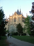 Image for Saint Barbara Church - Kutná Hora, CZ