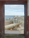 "Image for ""Disappearing"" Guns - Fort Cape Spear, Newfoundland and Labrador"
