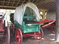 Image for Pioneer Art Settlement Covered Wagon - Barberville, FL