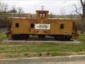 Image for UP Caboose 25612 - Wellington, MO