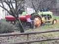 Image for tracteur multicolor - Monts - France