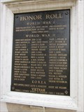 Image for Honor Roll - Piedmont, CA