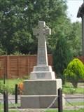 Image for Wilstone  War Memorial - Herts