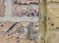 Image for Cut Bench Mark - Grays Inn Road, London, UK