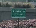 Image for Anaheim, California ~ Population 343,000