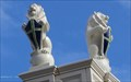 Image for Lion Chimeras - Audrain Block - Newport, RI