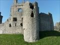 Image for Coity Castle - Tourist Attraction -  Bridgend, Wales.