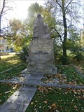 Image for Combined World War Memorial - Hostivice, Czech Republic