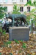 Image for Lupa Capitolina @ Square Paul Panlevé - Paris, France