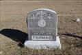 Image for Bedford C. Thomas - Center Point Cemetery - Saint Jo, TX