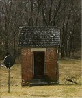 Image for Brick Privy - Louis Bruce Farmstead Historic District - Enon, MO