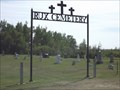 Image for Rux Cemetery Entrance Arch - Pennington County MN