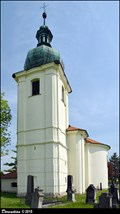 Image for Hrbitovní kostel Sv. Petra a Sv. Pavla / Cemetery Church of St. Peter and St. Paul - Doksany (North Bohemia)